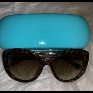 Kate Spade Sherrie Cat Eye Sunglasses